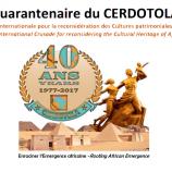 Colloque International du CERDOTOLA 2017 : Appel à contributions