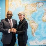 Le CERDOTOLA rend un vibrant hommage à Madame Irina Bokova