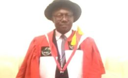 Le Professeur Charles Binam Bikoi fait Doctor Honoris Causa de la Commonwealth University