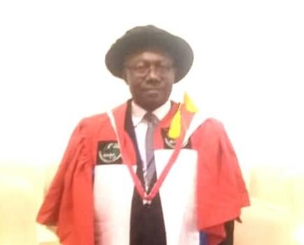 Le Professeur Charles Binam Bikoi fait Doctor Honoris Causa de la Commonwealth University