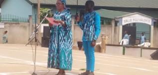 Renaissance Africaine : Discours de la Révérende Sœur Principale, Anastasie Bekono