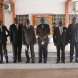 Le Cercle Diplomatique de Yaoundé visite le nouveau siège du CERDOTOLA