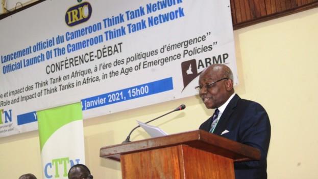 Vidéo – Conférence de Presse CTTN : mot de bienvenue du Prof Charles Binam Bikoi