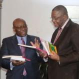 Visite d'au revoir de S.E. Valentin Ollessongo, Ambassadeur de la République du Congo au CERDOTOLA