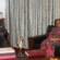 L'Honorable Marie Louise Abomo en visite au CERDOTOLA