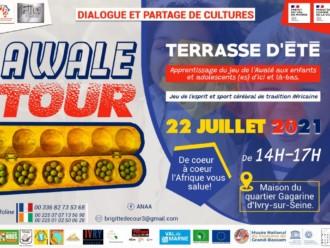 Dialogue et partage de cultures : le CERDOTOLA soutient l'AWALETOUR 2021