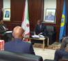 Vidéo : Le Vice-Président de la République du Burundi reçoit le Secrétaire Exécutif du CERDOTOLA