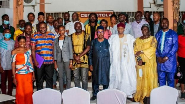 Le CERDOTOLA a accueilli la conférence inaugurale de construction d'une maison des afro-descendants à Yaoundé au Cameroun